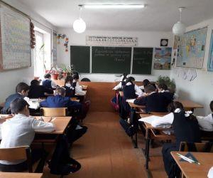 В нашей школе прошли Всероссийские проверочные работы по русскому языку в 4 классах