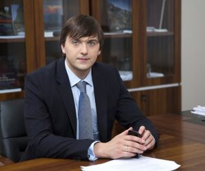 Поздравление С.С. Кравцова с днем рождения